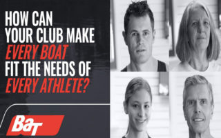 How can your club make sure every boat fits every athlete?